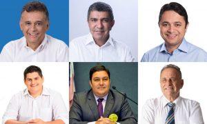Veja como ficariam os políticos da Serra no app de envelhecimento, você vai se divertir!