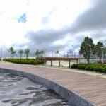 Prefeitura dá o pontapé inicial para reformar Praça Encontro das Águas em Jacaraípe