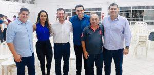 PRB está sob nova direção e admite lançar Amaro ou Xambinho para prefeito da Serra