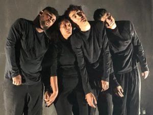 Reflexões sobre dilemas humanos na peça 'Nós no Tempo', no Centro Cultural Eliziário Rangel