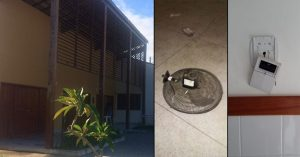 Criminosos invadem Centro de Convivência e roubam equipamentos na Serra