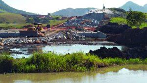 Obras do Contorno do Mestre Álvaro provocam impactos nas águas e bichos