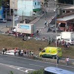 Homem morre atropelado na BR 101 em Serra Sede