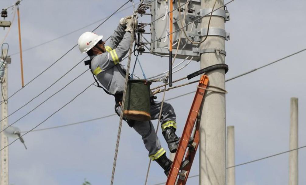 Manutenção na rede elétrica vai deixar bairros da Serra sem energia nesta semana