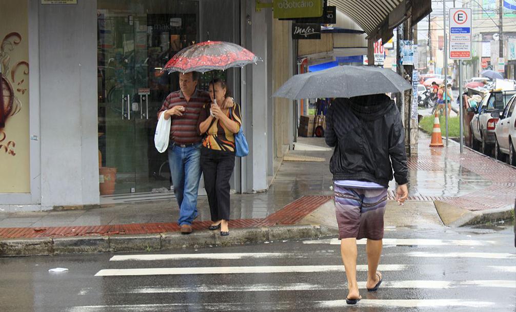 Sol ou chuva? Veja a previsão do tempo para o fim de semana