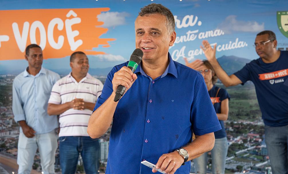 """Audifax diz que vai entregar 100 obras e Serra terá uma """"futura Avenida Paulista"""""""