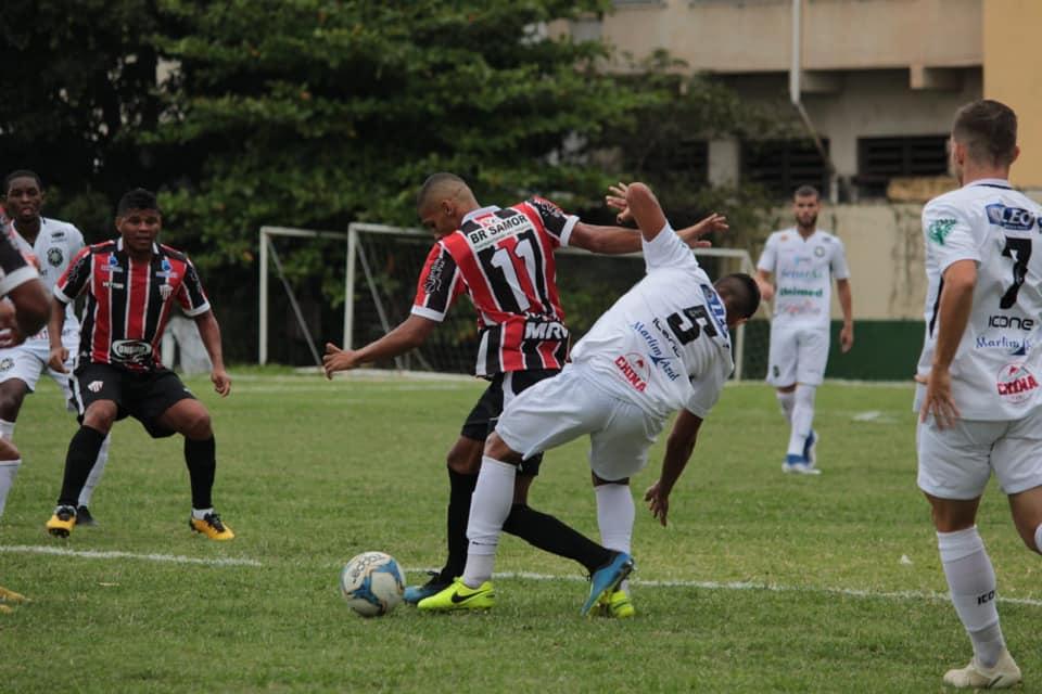 Já classificado, Serra perde para Rio Branco na Copa ES