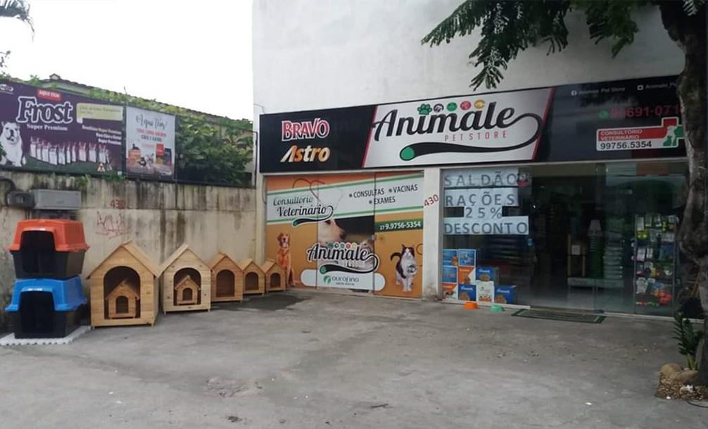 Loja é assaltada pela 11° vez em Jacaraípe