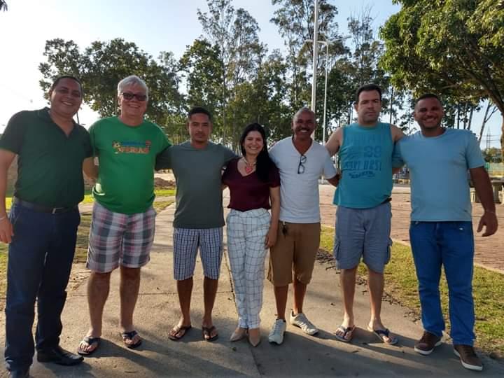 Comunidades vão promover 'abraço' em praça de Carapina neste sábado