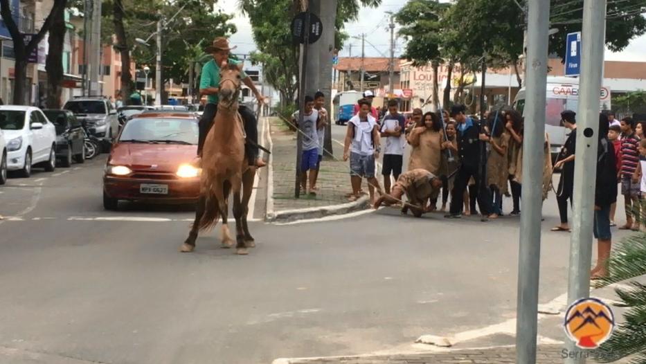 Alunos da Serra farão teatro para homenagear Chico Prego e Consciência Negra - Portal Tempo Novo